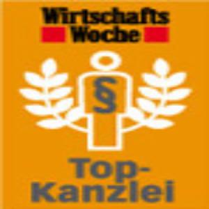 Wirtschaftswoche-Logo Top-Kanzlei