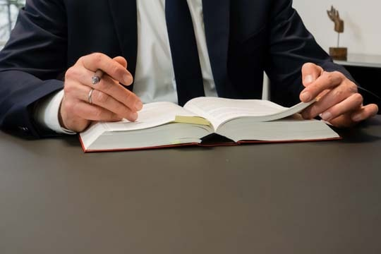 Arbeitsrecht-Fachanwalt bei Abmahnung