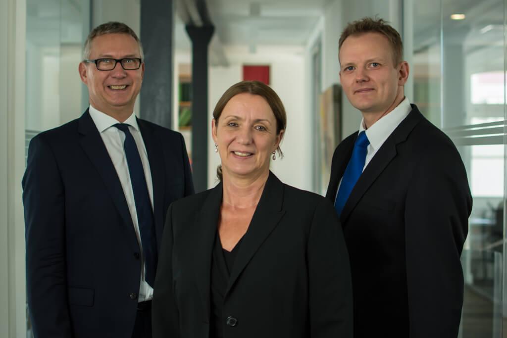 Fachanwälte MWS Arbeitsrecht Teamfoto